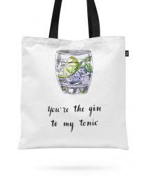 Авоська You're gin to my tonic