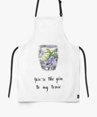 Фартук You're gin to my tonic