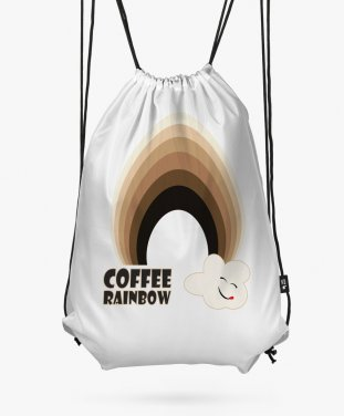 Рюкзак Coffee Rainbow