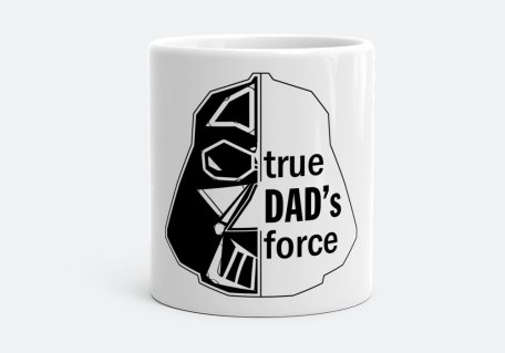Чашка Dad's force
