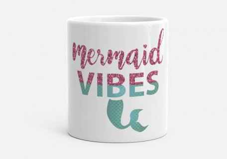 Чашка mermaid vibes