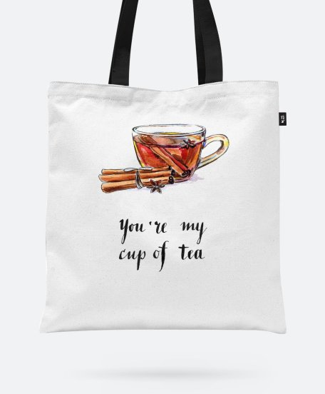Авоська You're my cup of tea