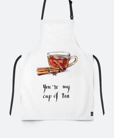 Фартук You're my cup of tea