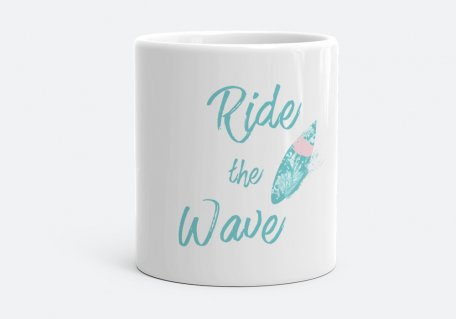 Чашка Ride the Wave