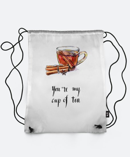 Рюкзак You're my cup of tea